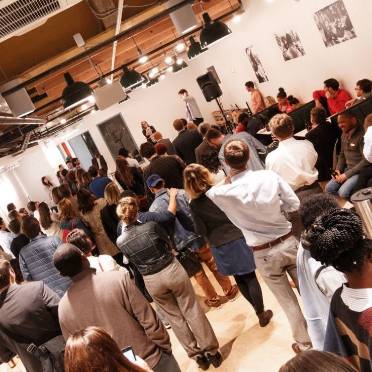 Baltimore Startup Soiree and InvestEd